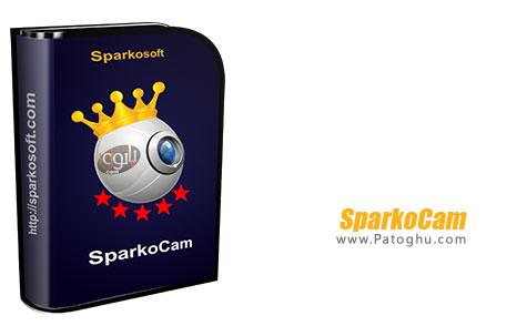 دانلود نرم افزار وب کم مجازی و افزودن افکت های زیبا روی وب کم SparkoCam 2.0.0