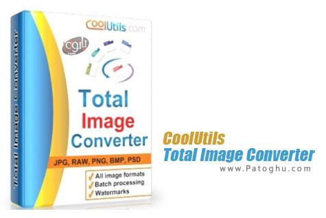 دانلود نرم افزار تبدیل آسان فرمت تصاویر CoolUtils Total Image Converter 1.5.115