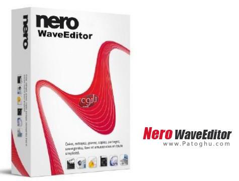 دانلود نرم افزار حرفه ای برای ویرایش و ضبط صدا Nero WaveEditor 12.5.00800