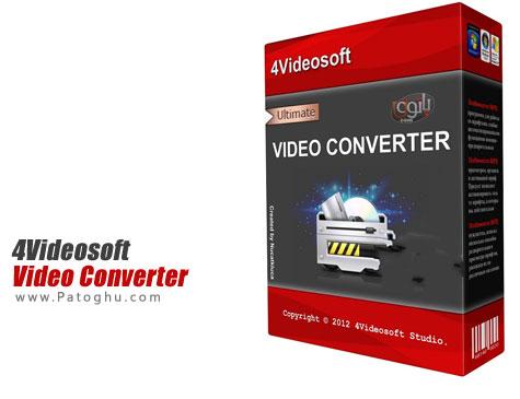 دانلود مبدل قدرتمند فایل های ویدیویی 4Videosoft Video Converter Ultimate 5.2.6.20881