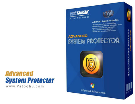 نرم افزار Advanced System Protector