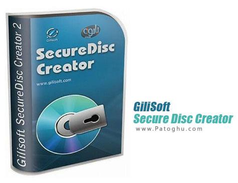 دانلود نرم افزار رمزگذاری روی CD و DVD با GiliSoft Secure Disc Creator 6.2.0