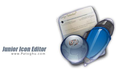 دانلود نرم افزار ساخت و ویرایش آیکون Junior Icon Editor 4.33 Final