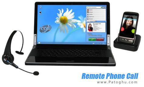دانلود نرم افزار مدیریت تماس ها و پیامک های آندروید از راه دور Remote Phone Call v5.4