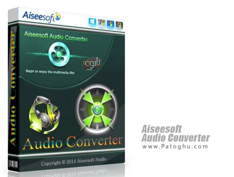 تبدیل فایل های صوتی به یکدیگر Aiseesoft Audio Converter 6.2.96