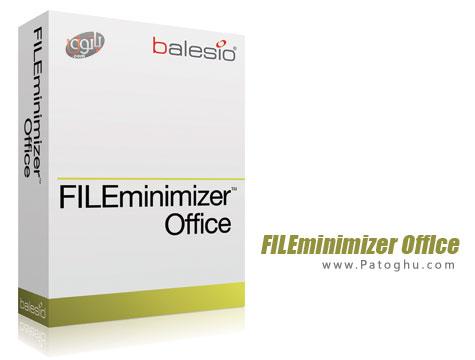 کاهش حجم فایل های آفیس FILEminimizer Office 7.0.0.233
