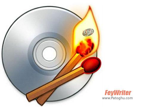 رایت CD و DVD با FeyWriter 2.7.0.0