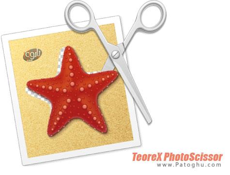 حذف پس زمینه عکس ها TeoreX PhotoScissors v1.0