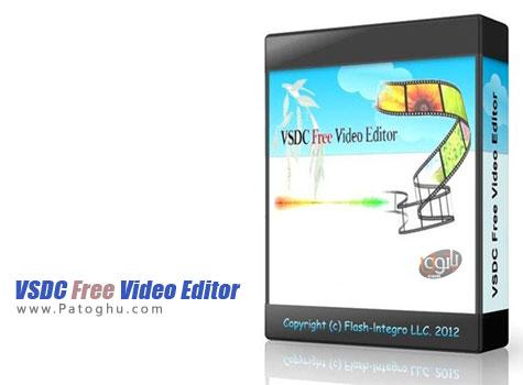 ویرایش فیلم و ویدیوها VSDC Free Video Editor 1.4.2.52