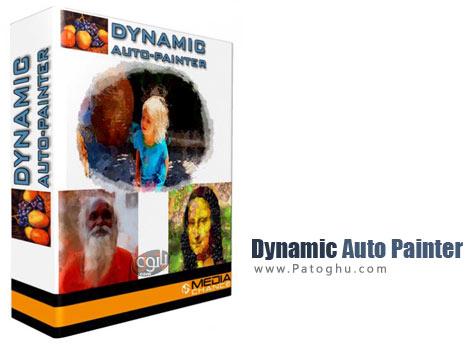 تبدیل عکس به نقاشی با نسخه جدید نرم افزار Dynamic Auto Painter 2.6