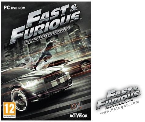 دانلود نسخه کامپیوتر بازی مسابقه ای Fast And Furious Showdown