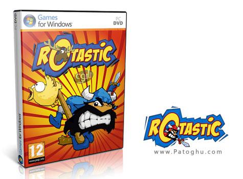 دانلود بازی سرگرم کننده Rotastic برای کامپیوتر