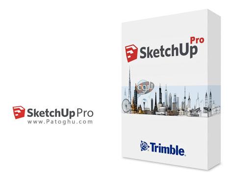 دانلود نرم افزار طراحی مدل های سه بعدی - SketchUp Pro 2013 13.0.3689