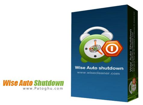 خاموش کردن اتوماتیک کامپیوتر با نرم افزار Wise Auto Shutdown 1.2