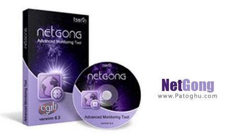 دانلود نرم افزار بررسی و مانیتورینگ شبکه NetGong 8.2
