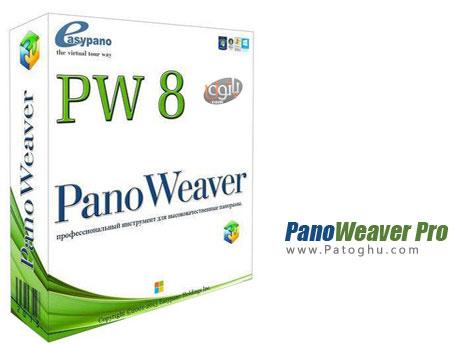 ساخت تصاویر پانوراما با نرم افزار PanoWeaver Pro 8.60.130530