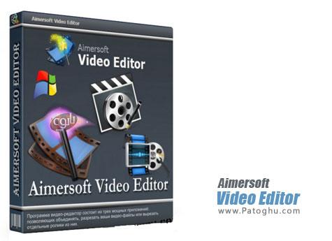 دانلود نرم افزار ویرایش فیلم ها و فایل های ویدیویی - Aimersoft Video Editor 3.0.0.4