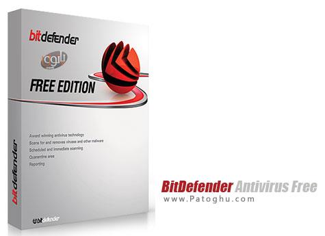 دانلود آنتی ویروس رایگان و کم حجم بیت دیفندر - BitDefender Antivirus Free 1.0.15.947