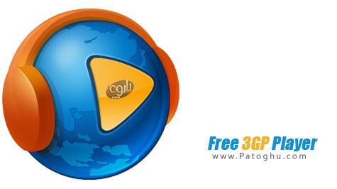 پخش فایل های 3GP در ویندوز - Free 3GP Player
