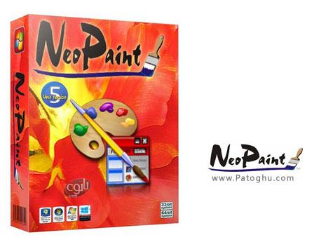 تجربه کشیدن نقاشی در ویندوز با نرم افزار NeoPaint 5.0.2