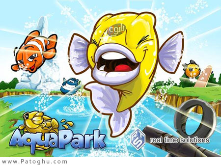 دانلود بازی کم حجم پارک آبی تایکون Aqua Park Tycoon