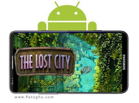 دانلود بازی شهر گمشده آندروید The Lost City 1.4