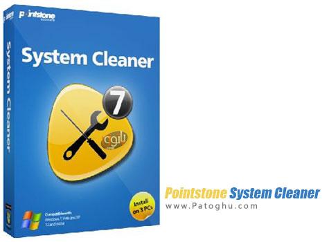 بهینه سازی و پاکسازی قسمت های مختلف سیستم با Pointstone System Cleaner v7.3.4.300