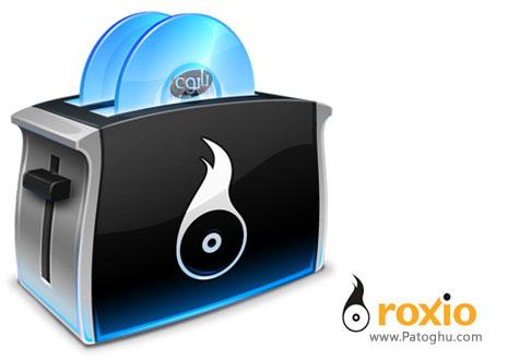 رایت آسان Cd و DVD با نرم افزار Roxio Burn v1.8.38.5