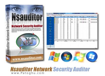 دانلود نرم افزار قدرتمند مدیریت و بررسی امنیت شبکه Nsauditor Network Security Auditor 2.6.2