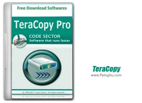 نرم افزار TeraCopy