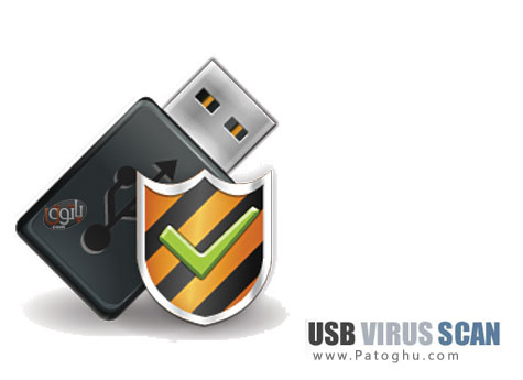دانلود آنتی ویروس فلش - USB Virus Scan 2.42.0328