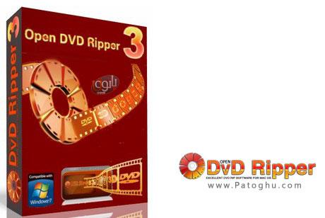 ریپ و تبدیل DVD به فرمت های ویدیویی با OpenCloner DVD Ripper  3.30.0.507