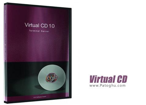 دانلود نرم افزار ساخت درایو مجازی - Virtual CD 10.1.0.0