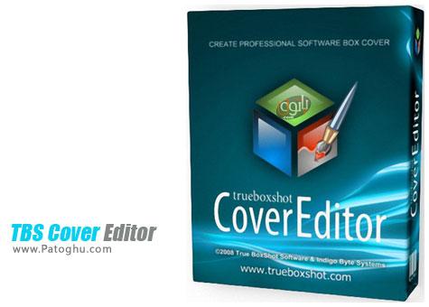 طراحي جعبه هاي سه بعدي با TBS Cover Editor v2.5.5.337