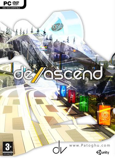 دانلود بازی کم حجم مسابقات ماشین - De Ascend