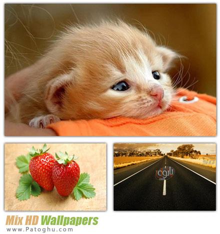مجموعه 95 تصویر میکس شده و با کیفیت HD برای دسکتاپ - Mix HD Wallpapers