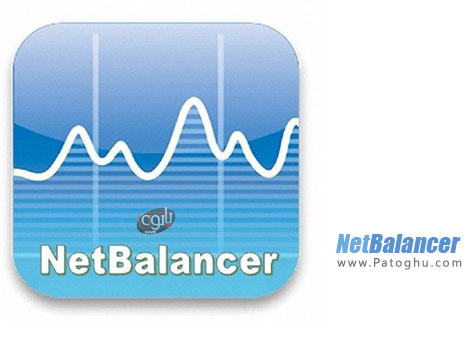 کنترل و مدیریت پهنای باند مصرفی اینترنت با نرم افزار NetBalancer Pro 6.2