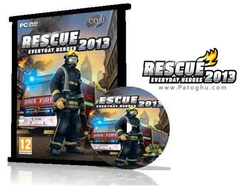 دانلود بازی استراتژیک شبیه ساز آتش نشانی - Rescue 2013 Everyday Heroes