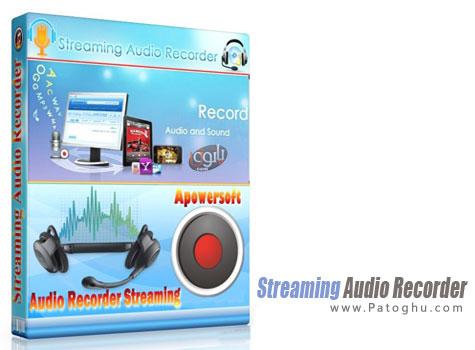 دانلود نرم افزار ضبط صدا - Streaming Audio Recorder 2.8.0