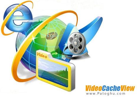 دانلود نرم افزار ذخیره ویدیو و کلیپ های آنلاین - VideoCacheView v2.46