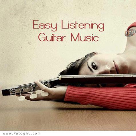 دانلود مجموعه موزیک بی کلام آرام بخش گیتار -