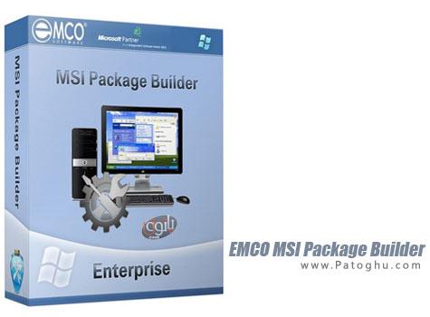 دانلود نرم افزار تبدیل فایل های EXE به MSi با MSI Package Builder Enterprise v4.4.8.681