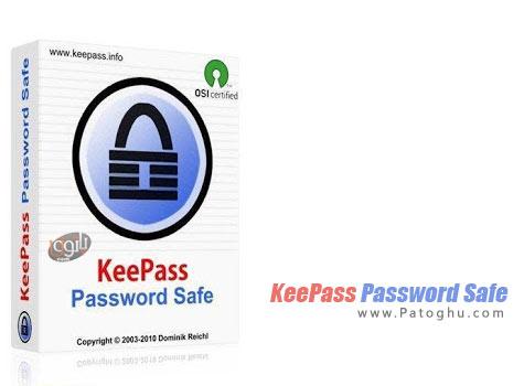 دانلود نرم افزار مدیریت و حفاظت از پسوردها - KeePass Password Safe v2.23