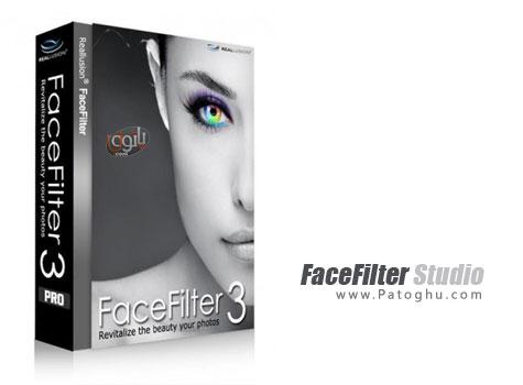 دانلود نرم افزار حرفه ای زیباسازی و روتوش صورت - FaceFilter Studio v3.02.1720
