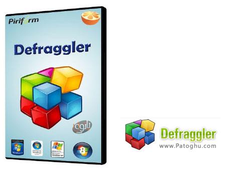 دانلود نرم افزار یکپارچه سازی و دفراگ آسان هارد دیسک Defraggler v2.14.706