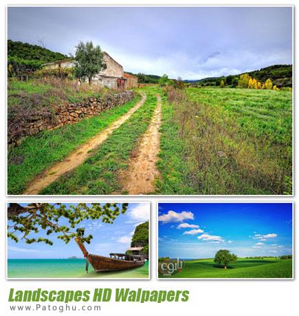 دانلود مجموعه والپیپر با کیفیت از طبیعت برای دسکتاپ - The Best Landscapes HD Walpapers