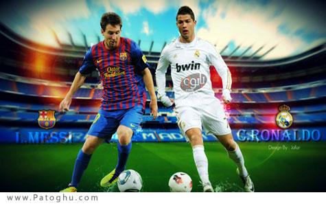 دانلود ویدیو مقایسه رونالدو و مسی - The Ultimate War Messi And Ronaldo