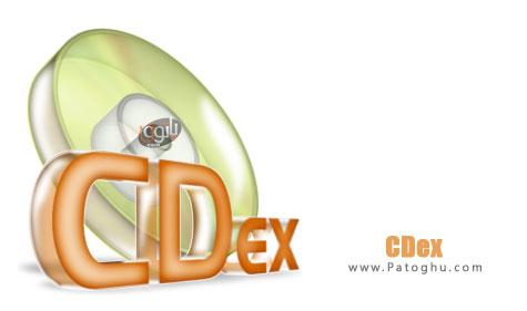 ویرایش,تبدیل و رایت فایل های صوتی CDex 1.71 Final
