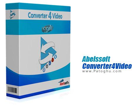 تبدیل فرمت های مختلف فیلم و ویدیو Abelssoft Converter4Video 2015 2.0