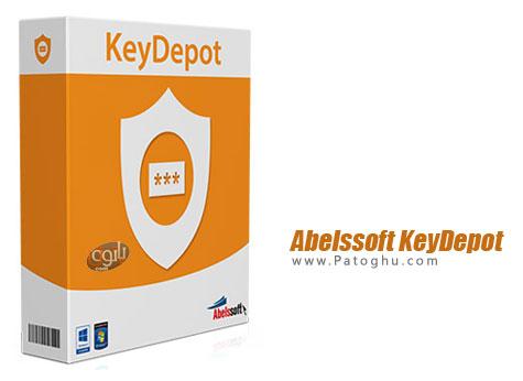 مدیریت رمزهای عبور Abelssoft KeyDepot 2015 3.20